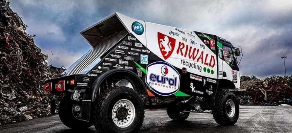 Así es el camión Renault Truck híbrido que participa en el Dakar 2020