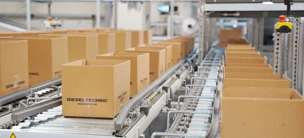 Diesel Technic implementa tecnología de última generación en su nuevo almacén