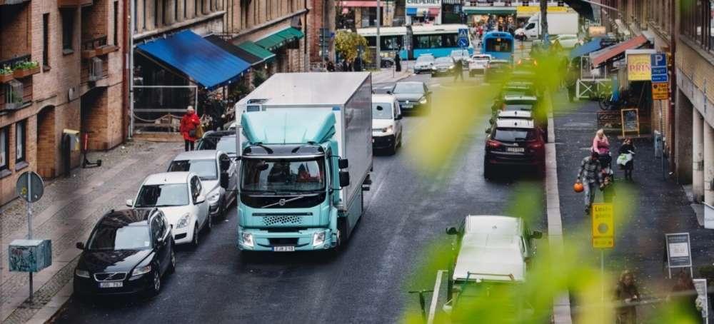 ICA Suecia inicia su electrificación con Volvo Trucks