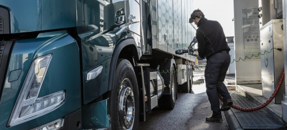 Los camiones de GNL son la alternativa más viable al diésel