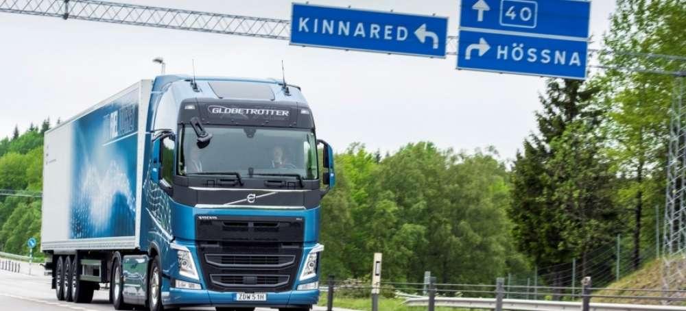 Gama Volvo FH I-Save: Máximas prestaciones y mínimo consumo   Contacto