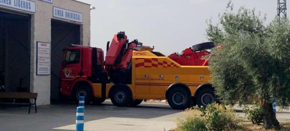 ITV: Cambios en la inspección de los neumáticos de los camiones