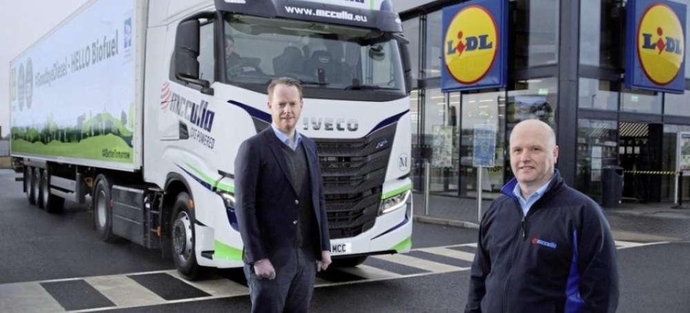 Lidl refuerza su apuesta por el transporte sostenible
