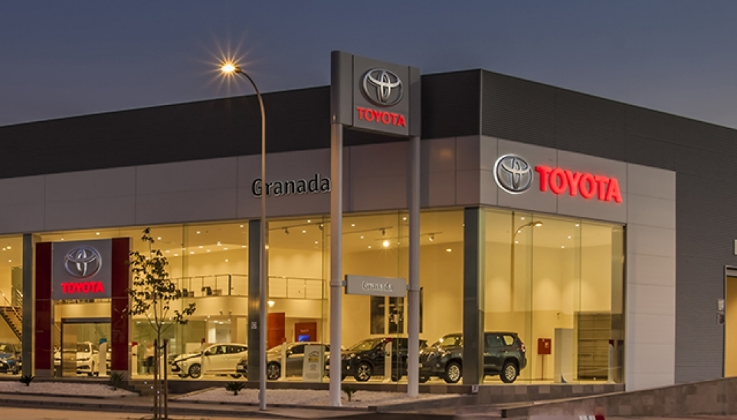 Taller oficial toyota madrid
